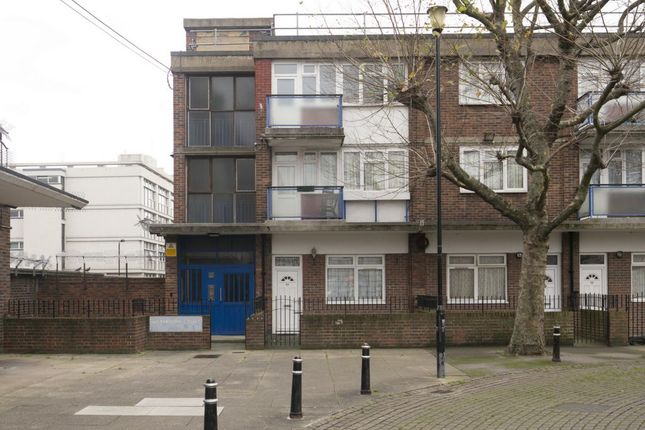 Thumbnail Flat to rent in Weymouth Court, Weymouth Terrace, Haggerston