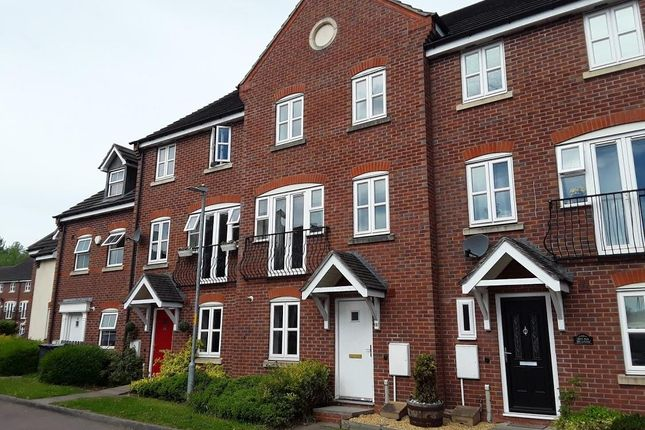 Thumbnail Property for sale in The Saplings, Madeley, Telford
