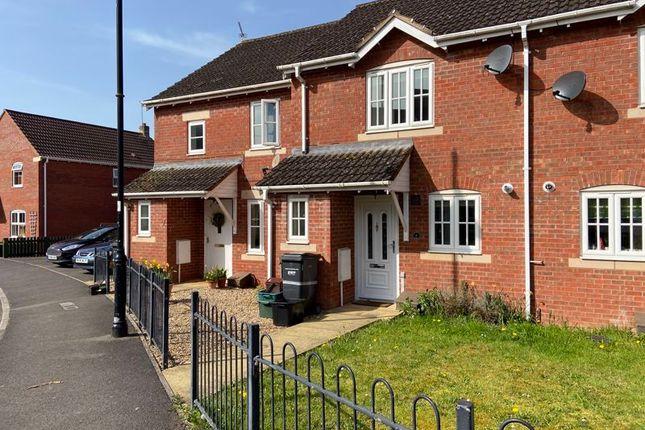 Thumbnail Terraced house to rent in Manning Road, Cotford St Luke, Taunton, Somerset