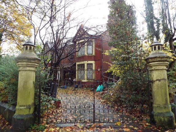 Thumbnail Semi-detached house for sale in Whalley Road, Manchester, Greater Manchester