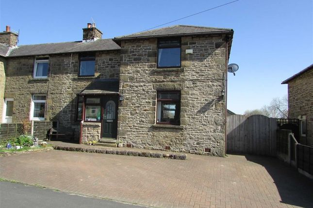 Thumbnail Semi-detached house for sale in Alders Avenue, Chinley, High Peak