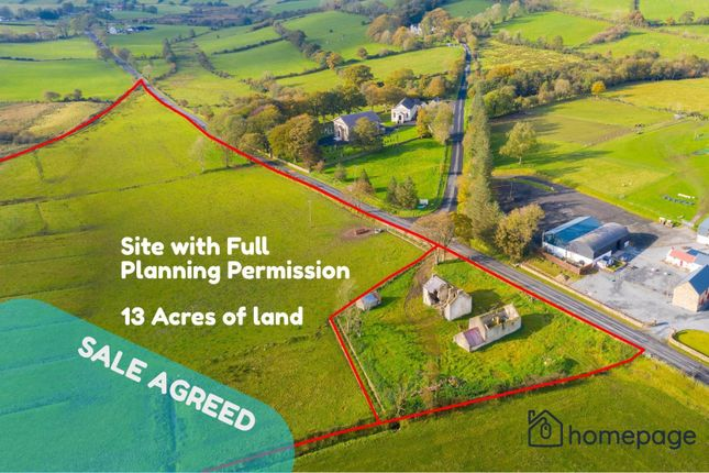 Land for sale in Glenshane Road, Feeny, Londonderry BT47