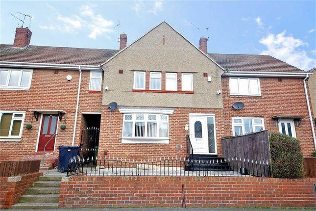 Thumbnail Terraced house for sale in Aintree Road, Farringdon, Sunderland