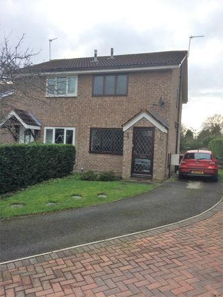 Thumbnail Semi-detached house to rent in Mardon Close, Knutsford