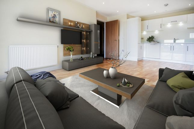 Thumbnail Flat for sale in Legacy Wharf, Cooks Road, London