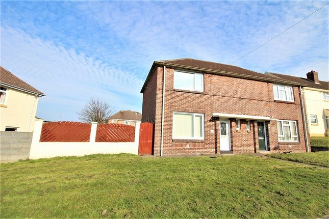 Thumbnail Semi-detached house to rent in Gelliswick Road, Hakin, Milford Haven, Pembrokeshire.