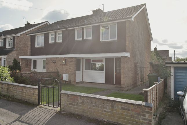 3 bed semi-detached house to rent in Pennywell Drive, Oxford OX2