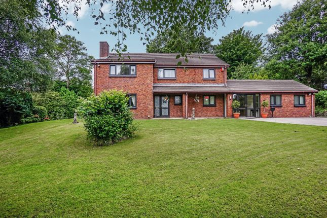 Thumbnail Detached house for sale in Ffawydden, Cwmavon, Port Talbot