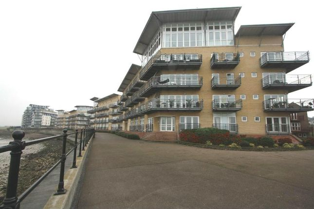 Thumbnail Flat to rent in Lightermans Way, Ingress Park, Greenhithe