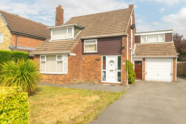 Thumbnail Detached house to rent in High Ash Drive, Leeds, West Yorkshire