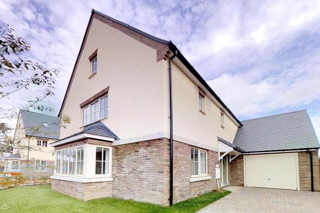 Thumbnail Detached house for sale in The Kestrel, Heyford Meadows, Hankelow