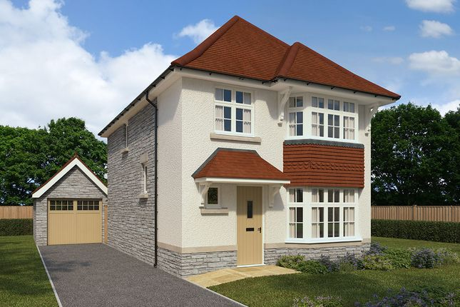 Thumbnail Detached house for sale in Glenwood Park, Glenwood Farm, Barnstaple, Devon