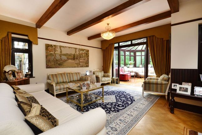 Thumbnail Detached house for sale in Woodlands Road, Southborough, Surbiton