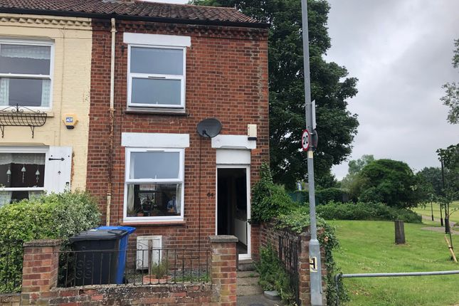 3 bed end terrace house to rent in Vicarage Road, Norwich NR3