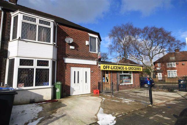 Thumbnail Semi-detached house for sale in Smallshaw, Ashton-Under-Lyne, Tameside