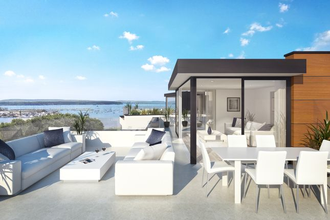Thumbnail Detached house for sale in Daylesford Close, Poole, Dorset