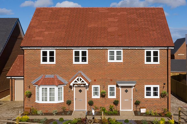 Thumbnail Semi-detached house for sale in Cross Trees Park, Highworth Road, Shrivenham