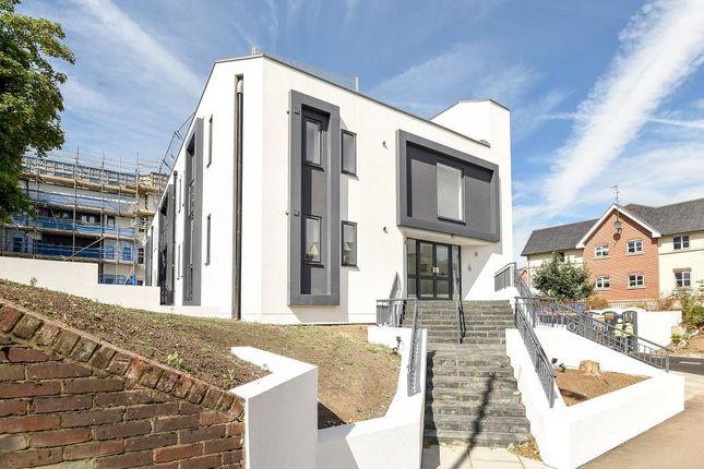 Thumbnail Flat to rent in Walton Street, Aylesbury