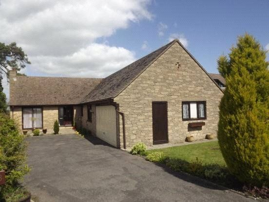 Thumbnail Detached bungalow to rent in Woodfold View, Corscombe, Dorchester, Dorset
