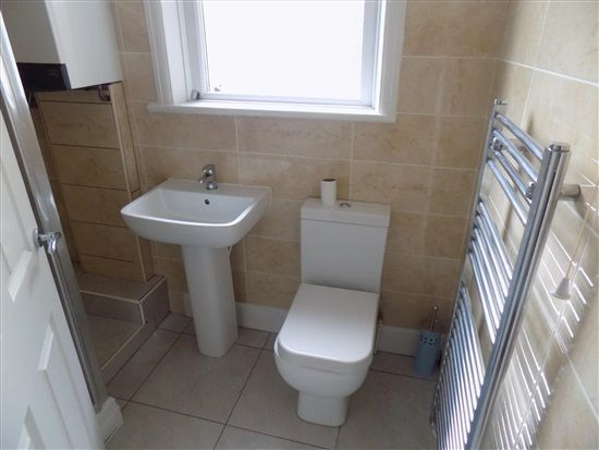 Shower Room of Vicarage Lane, Blackpool FY4