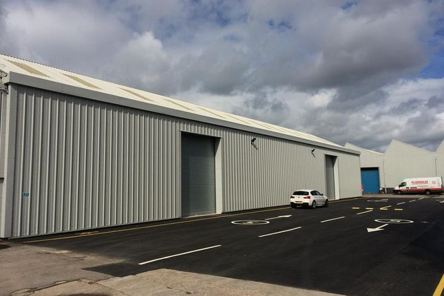 Thumbnail Light industrial to let in K, St. Catherine's Park, Pengam Road, Cardiff