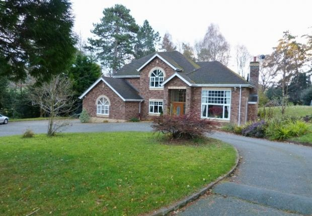 Thumbnail Detached house for sale in Llanfair Road, Abergele