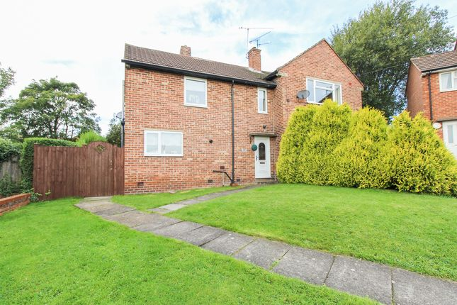 Thumbnail 2 bed semi-detached house for sale in Cobnar Drive, Chesterfield