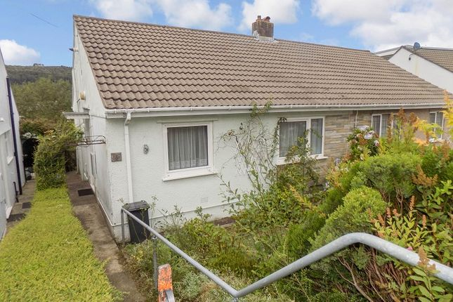 Thumbnail Bungalow for sale in St. Annes Drive, Tonna, Neath, Neath Port Talbot.