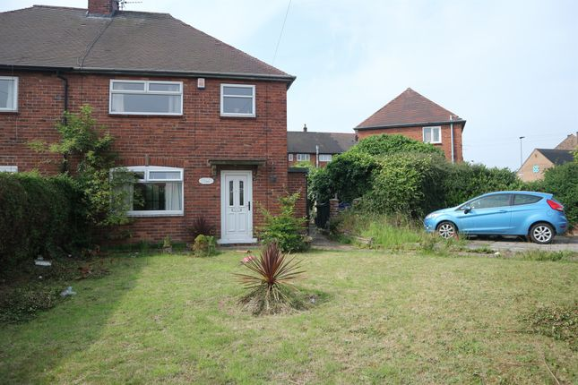 Thumbnail Semi-detached house for sale in Crossways, Bolton-Upon-Dearne, Rotherham