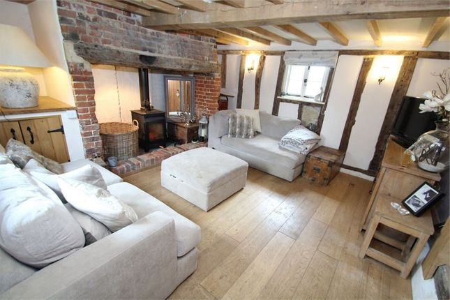 Thumbnail Cottage for sale in Water Run, Hitcham, Ipswich
