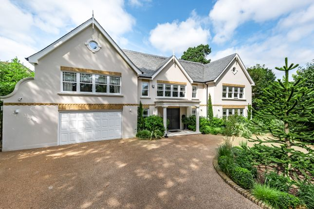 Thumbnail Detached house to rent in Forest Drive, Keston