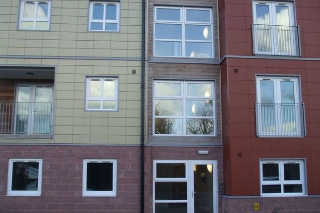 Thumbnail Flat to rent in Millside, Heritage Way, Wigan