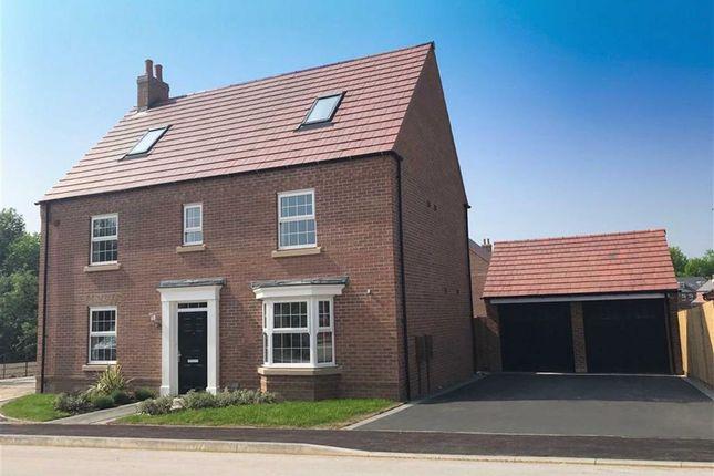Thumbnail Detached house for sale in Carters Lane, Fairfields, Milton Keynes