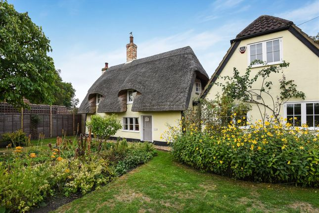 Thumbnail Detached house for sale in Church Street, Sawtry, Huntingdon