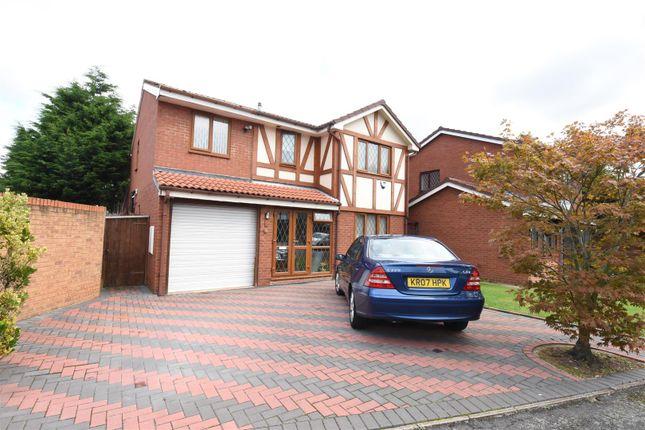 Thumbnail Detached house for sale in Johnson Close, Ward End, Birmingham