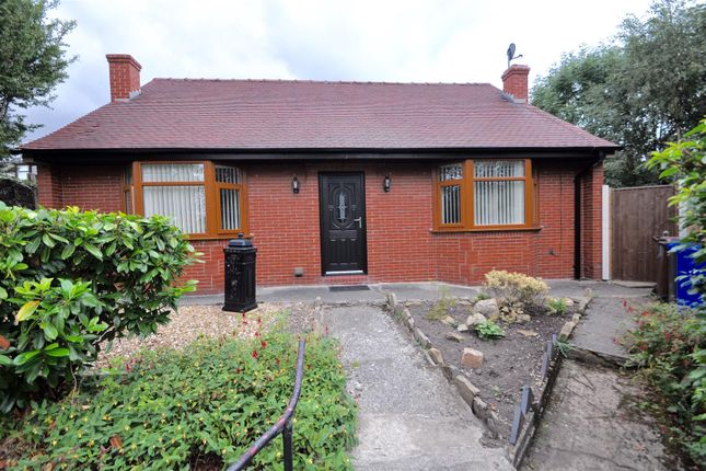 Thumbnail Detached bungalow for sale in Sheffield Road, Hyde