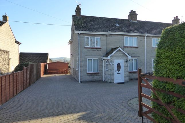 Thumbnail Semi-detached house for sale in High Street, Sparkford