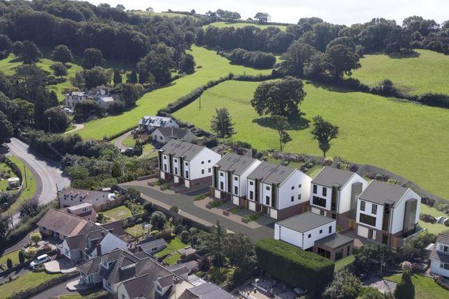 Thumbnail End terrace house for sale in Torquay Road, Shaldon, Devon