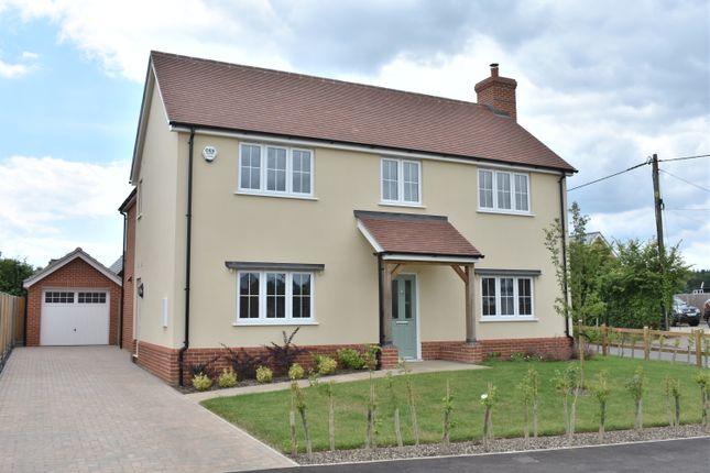 Thumbnail Detached house for sale in St. Edmunds Close, Assington, Sudbury