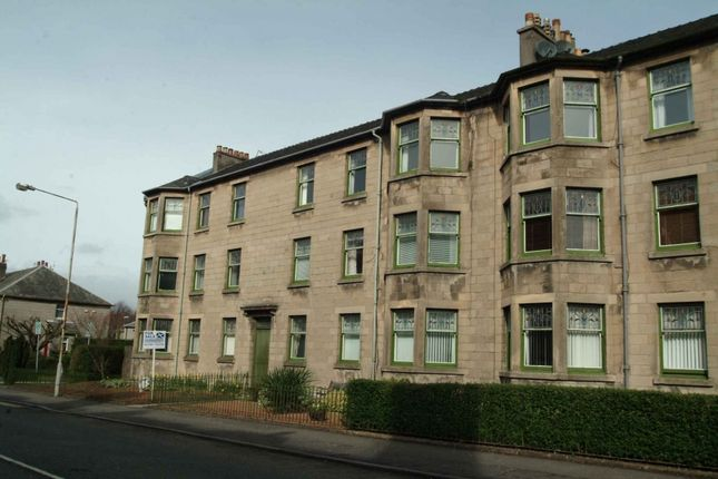 Thumbnail Flat for sale in Glasgow Road, Dumbarton
