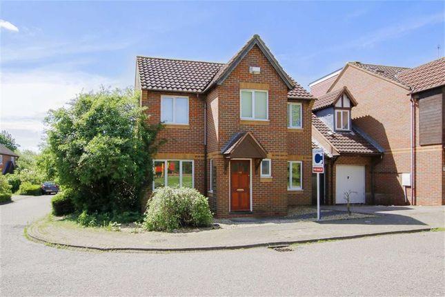 Thumbnail Detached house for sale in Cressey Avenue, Shenley Brook End, Milton Keynes, Bucks