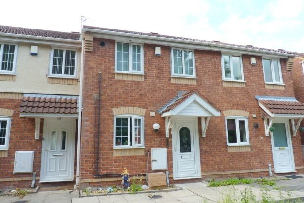 Thumbnail Terraced house to rent in Larch Grove, Prenton
