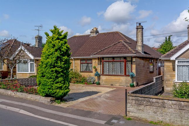 Thumbnail Semi-detached bungalow for sale in The Hollow, Bath