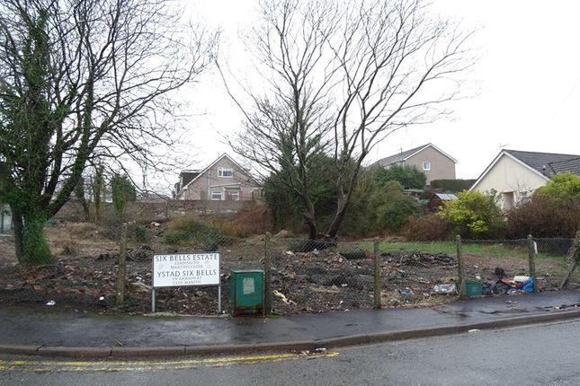 Thumbnail Land for sale in Six Bells Estate, Heolgerrig, Merthyr Tydfil