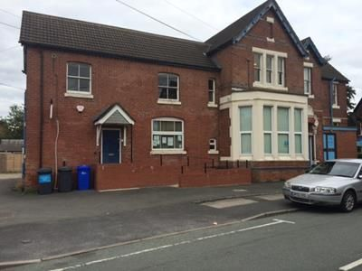 Office to let in Branston Road, Burton Upon Trent, Staffordshire