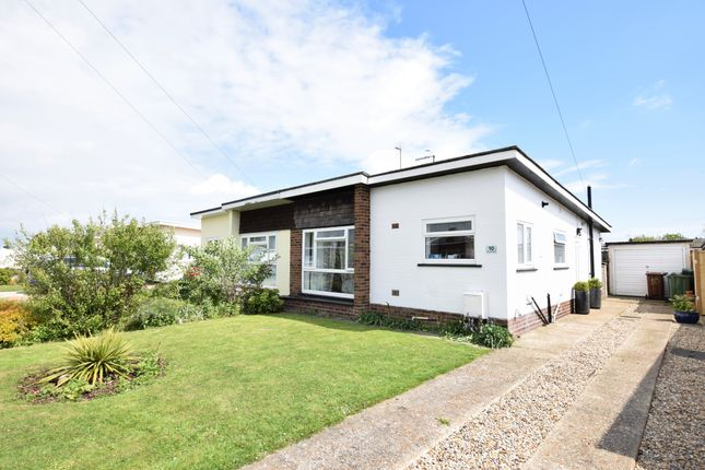 Thumbnail Semi-detached bungalow for sale in Mountney Drive, Pevensey Bay