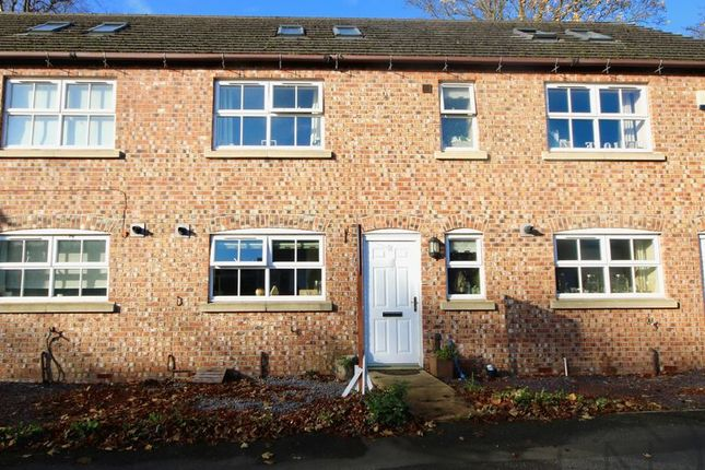 Thumbnail Town house for sale in Beech Rise, Darlington