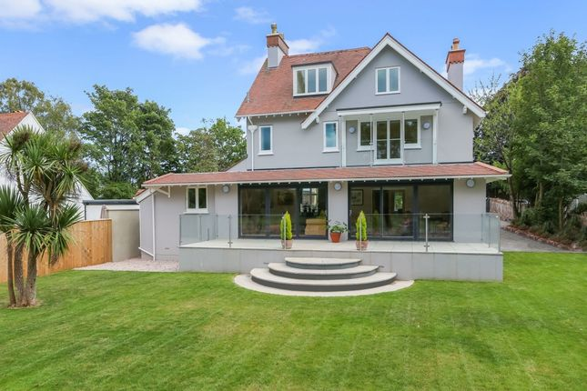 Thumbnail Detached house for sale in Petitor Road, Torquay
