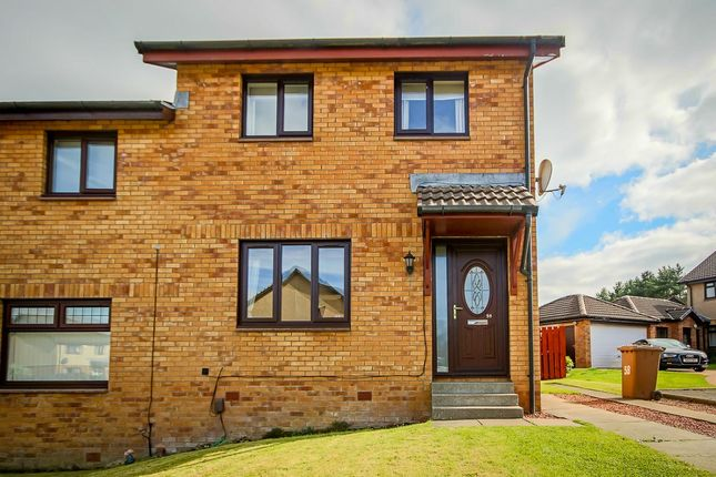 Thumbnail Semi-detached house to rent in Bankton Park East, Muireston, Livingston