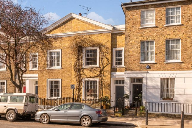 Thumbnail Terraced house for sale in Hemingford Road, Barnsbury, Islington, London